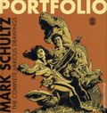 Portfolio The Complete Various Drawings HC (2015 Flesk) Mark Schultz 1-1ST