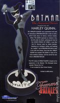 Femme Fatales: Harley Quinn B&W PVC Statue (2015 Diamond Select) San Diego Comic Con Exclusive ITEM#1A