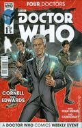 Doctor Who Four Doctors (2015 Titan) 1A