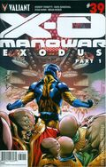 X-O Manowar (2012 3rd Series Valiant) 39A
