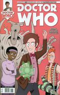Doctor Who The Eleventh Doctor (2014 Titan) 15C