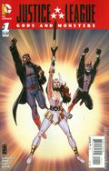 Justice League Gods and Monsters (2015) 1A