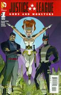 Justice League Gods and Monsters (2015) 1B