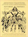 Justice Machine Sketchbook Portfolio (1982) 1