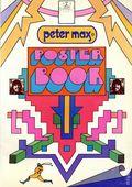 Peter Max Poster Book SC (1970 Crown) 1-REP