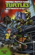 Teenage Mutant Ninja Turtles New Animated Adventures TPB (2014 IDW) 1-REP