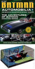 Batman Automobilia: The Definitive Collection of Batman Vehicles (2013- Eaglemoss) Figurine and Magazine #65