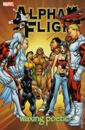 Alpha Flight TPB (2004-2005 Marvel) 3rd Series Collections 2-1ST