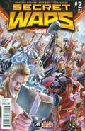 Secret Wars (2015 3rd Series) 2H
