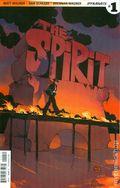 Spirit (2015 Dynamite) 1N