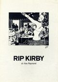 Rip Kirby by Alex Raymond Portfolio (1992) SET-01