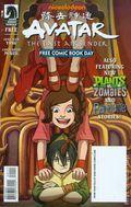Avatar The Last Airbender (2014 Dark Horse) Free Comic Book Day 2015