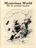 Mysterious World The Art of Arthur Suydam Portfolio (1983 Schanes and Schanes) SET-01