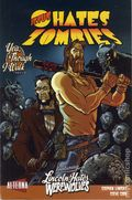 Jesus Hates Zombies Featuring Lincoln Hates Werewolves GN (2008 Alterna Comics) 1-REP