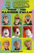 3 Geeks When the Hammer Falls TPB (2001 3 Finger Prints) 1-REP