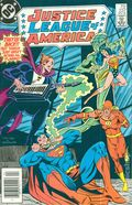 Justice League of America (1960 1st Series) Mark Jewelers 237MJ