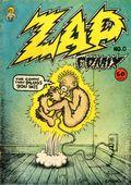 Zap Comix (1968 Apex Novelties) #0, 6th Printing