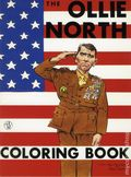 Ollie North Coloring Book SC (1987 Andrews McMeel) 1-1ST
