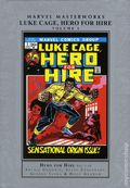 Marvel Masterworks Luke Cage, Hero for Hire HC (2015) Power Man 1-1ST