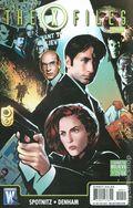 X-Files (2008 DC/Wildstorm) 0B