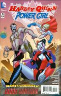 Harley Quinn and Power Girl (2015) 3