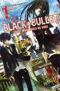 Black Bullet SC (2015 Yen Press Novel) Those Who Would be Gods 1-1ST