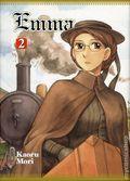 Emma HC (2015-2016 Yen Press) By Kaoru Mori 2-1ST