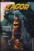 Zagor Terror from the Sea GN (2015 Epicenter Comics) 1-1ST
