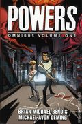 Powers Omnibus HC (2015 Marvel/Icon) 1-1ST