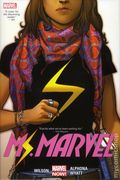 Ms. Marvel HC (2015-Present Marvel NOW) 1-1ST