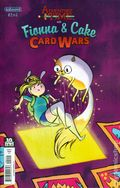 Adventure Time Fionna and Cake Card Wars (2015 Boom) 2A
