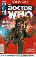 Doctor Who Four Doctors (2015 Titan) 2A