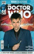 Doctor Who Four Doctors (2015 Titan) 2B