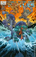 Teenage Mutant Ninja Turtles (2011 IDW) 49RI