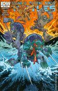 Teenage Mutant Ninja Turtles (2011 IDW) 49RI