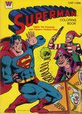 Superman Coloring Book SC (1965-1980 Whitman) #1397
