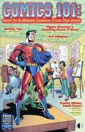 Comics 101 How-to & History Lessons from the Pros (2007) 1