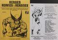 Paragon Heroes Heavies & Heroines Portfolio (1982 Paragon Publications) SET-01