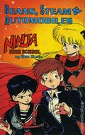 Ninja High School TPB (1990-1991 Malibu) 3-1ST