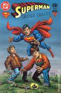 Superman Deadly Legacy (1996) 1A