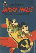 Micky Maus (German Series 1951- Egmont Ehapa) 1951, #1