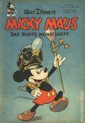 Micky Maus (German Series 1951- Egmont Ehapa) 1951, #3