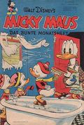 Mickey Mouse (German Series 1951 Micky Maus) 1952, #1