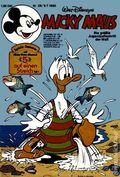 Micky Maus (German Series 1951- Egmont Ehapa) 1980, #28