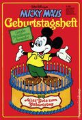 Mickey Mouse (German Edition 1978 Micky Maus Geburtstagsheft) NN