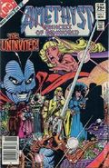 Amethyst Princess of Gemworld (1983 DC) Canadian Price Variant 7