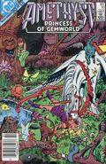Amethyst Princess of Gemworld (1983 DC 1st Series) Canadian Price Variant 10