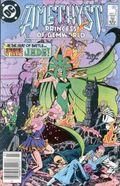 Amethyst Princess of Gemworld (1985 2nd Series) Canadian Price Variant 3