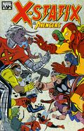 X-Statix TPB (2003-2004 Marvel) 4-1ST