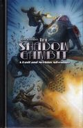 Shadow Gambit HC (2015 Magnetic Press) A Basil and Moebius Adventure 2-1ST